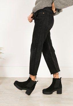 Vintage 80s Levi's cut off jeans /AvelinasReworks / C800