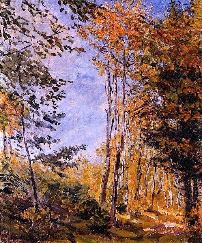 Autumn Forest, 1906Max Slevogt