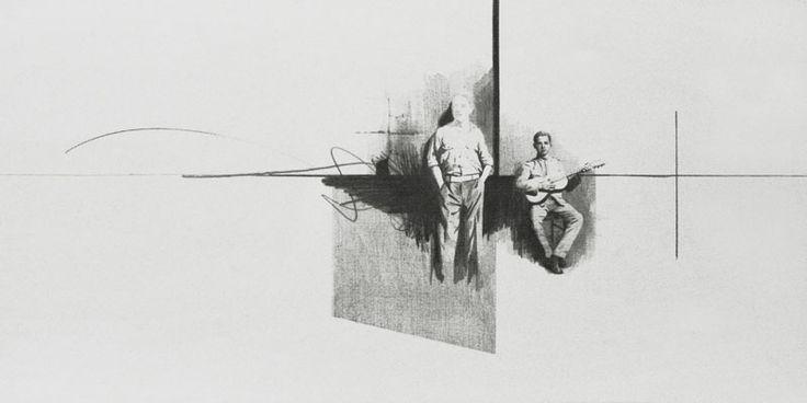 Henrique de França - desenhos/drawings 2011