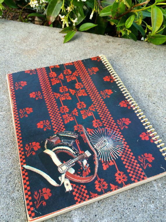 National Geographic Style #Chilean 1972 Vintage Daily Planner, #Calendar, Spiral Notebook, Address #Book | #SouthAmerica #Mapuche #PabloNeruda #Copihue #GabrielaMistral #LatinAmerica #Chile #Collectible #Chileno | by The Epicurean Journalist on #Etsy | #EtsyShop || $9