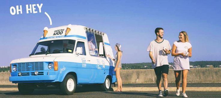 Over The Moo launches Australia's first dairy-free ice cream truck. Get your pocket money ready Sydney. Caramel? Espresso? Mango? Black sesame? Whatever your flavour, Over The Moo has nine to choose from