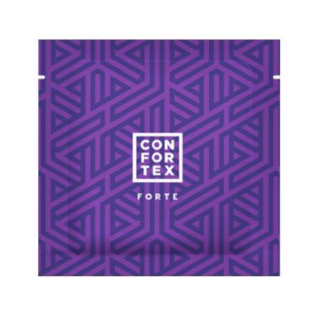 @CONFORTEXcondom FORTE #Preservativos #Condones #condoms. El preservativo Extra Seguro.  Los inconfundibles diseños junto a su atrevida combinación de colores hacen de CONFORTEX FORTE un producto fácil de identificar con el que experimentarás un sexo seguro más divertido.