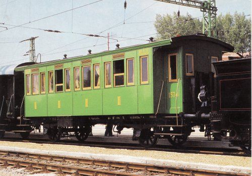 MÁV nosztalgia vasúti kocsi