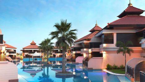 Neu eröffnet im September 2013: Anantara Dubai The Palm Resort & Spa http://www.ewtc.de/Dubai/Dubai-Strand/Hotel/Anantara-Dubai-The-Palm-Resort-Spa.html