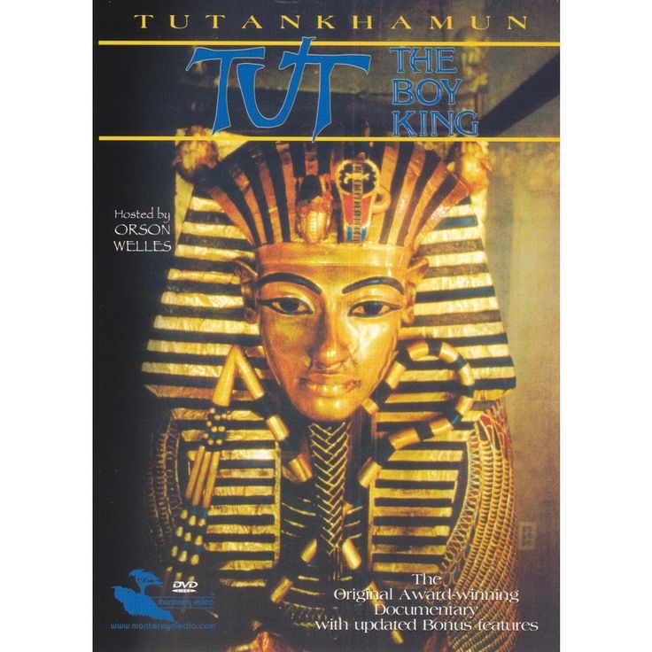Tutankhamun - Tut: The Boy King