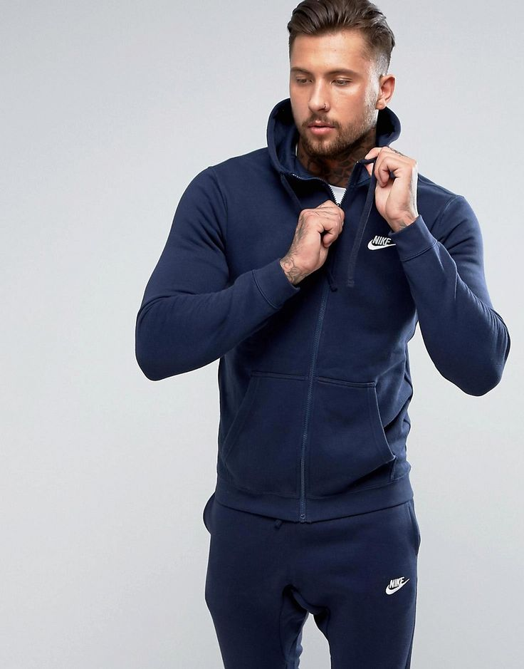 Get this Nike's hooded sweatshirt now! Click for more details. Worldwide shipping. Nike Zip Up Hoodie With Futura Logo In Navy 804389-451 - Navy: Zip hoodie by Nike, Supplier code: 804389-451, Soft-touch sweat, Drawstring hood, Zip fastening, Side pockets, Fitted trims, Regular fit - true to size, Machine wash, 80% Cotton, 20% Polyester, Our model wears a size Medium and is 192cm/6'3.5 tall. Back in 1971 Blue Ribbons Sports introduced the concept of the Greek Goddess of Victory - Nike…