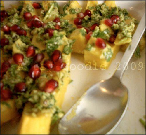 Pomegranate Walnut Relish Recipes — Dishmaps