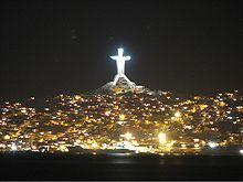 Coquimbo. La cruz del tercer milenio.