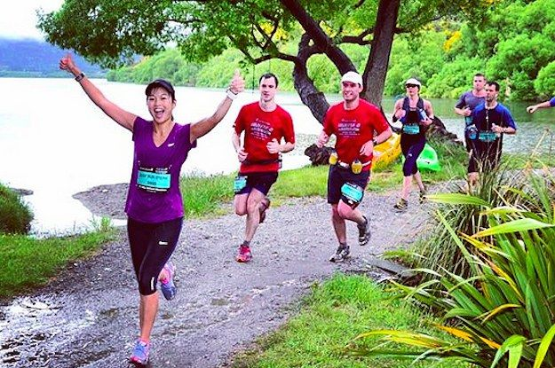 Looking for a way to change up your run? Check out these fun marathons #MissFitGear #Fitness