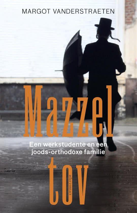 37/52 Margot vanderstraeten geeft ons een kijkje in een joods orthodox gezin.https://www.hebban.nl/spot/boeken-met-een-ster/nieuws/mazzel-tov-margot-vanderstraeten