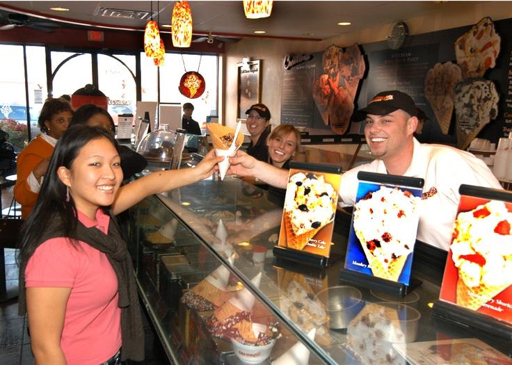Coldstone Creamery in Newport News! http://www.newport-news.org/restaurants-print.php https://www.coldstonecreamery.com/