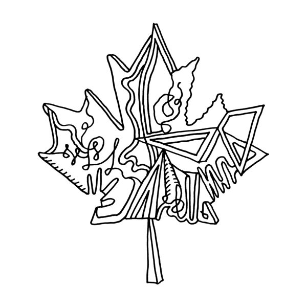 167 Best Images About Canadian Maple Leaf Colouring Pages