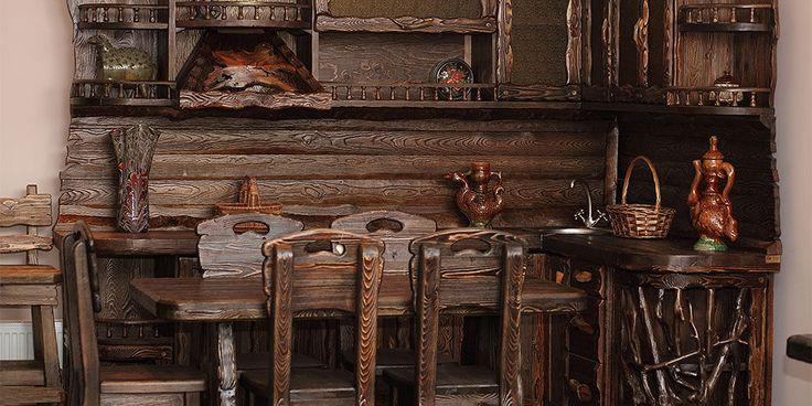 Как выбрать мебель под старину?