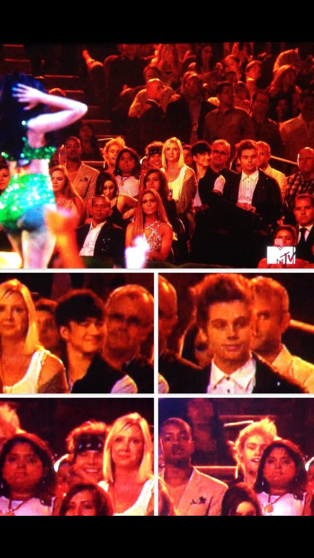 """I love how Cal and Luke are like, """"Oh.."""" The you have Mickey and Ashton who are sitting there like, """"Oohhh."""" Omg I love those boys."""