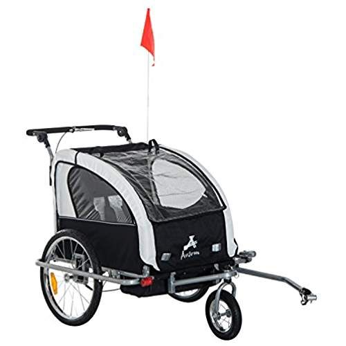 Kids Stroller For 2018 With Images Child Bike Trailer