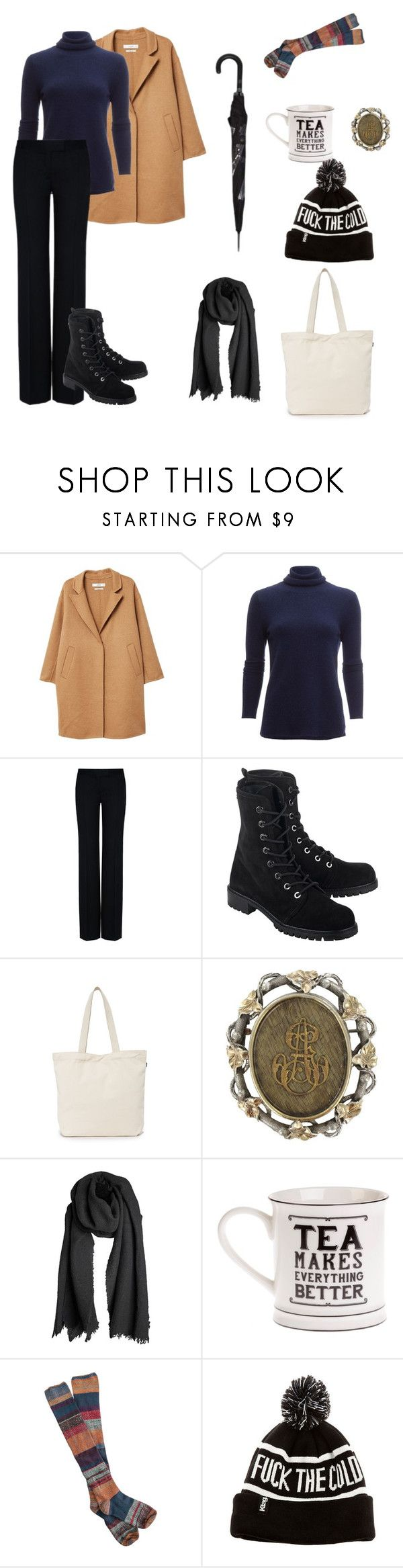 """Adventuring With The Bae"" by padfoot31902 ❤ liked on Polyvore featuring MANGO, White + Warren, STELLA McCARTNEY, Stuart Weitzman, BAGGU, Rick Owens, Free People and Jean-Paul Gaultier"