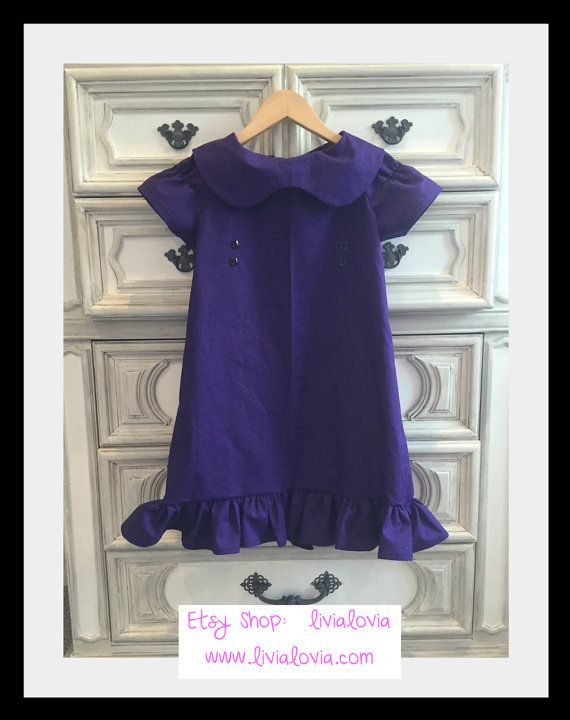 Violet Dress, Violet Costume, Frieda Costume, Lucy Van Pelt Costume, Peanuts Costume, Charlie Brown Costume, Snoopy Costume
