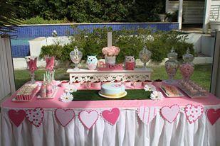 Fairy themed Lolly Buffet