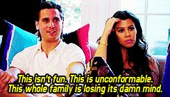 Scott Disick: Keeping up with the Kardashians