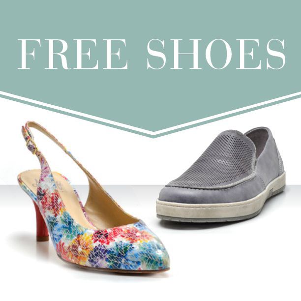 Who wants FREE SHOES!? Enter to WIN OUR DAILY $200 Credit Giveaway at www.ingledews.com!