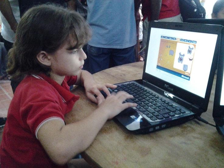 Descubriendo la magia...TIC y bibliotecas, ¡la combinación ideal!