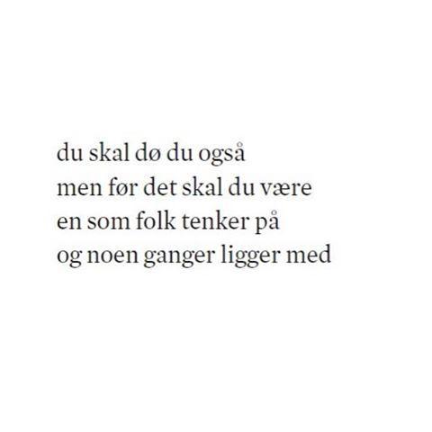 """4,600 likerklikk, 67 kommentarer – @renpoesi på Instagram: """"Utdrag fra Fredrik Hagens debutbok Jeg kom plutselig til å slutte å tenke på deg (Flamme forlag,…"""""""