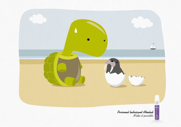 Aleolub lubricant: Turtle