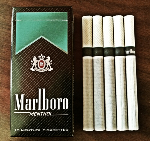 Where do Marlboro cigarettes come from