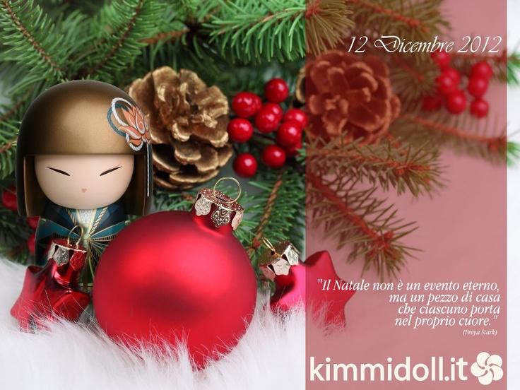 12 Dicembre 2012 #Kimmidoll #Christmas