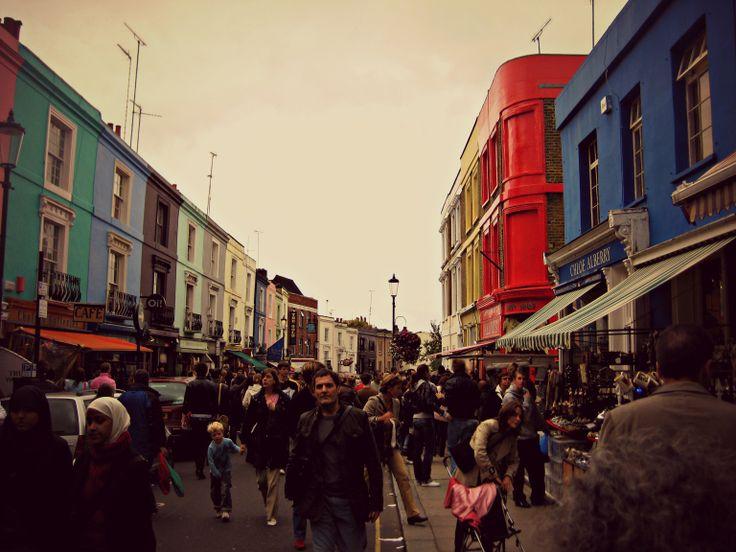 Portobello Market.
