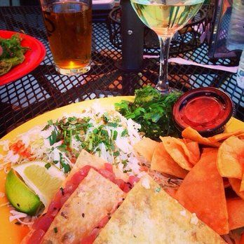 Pier 46 Seafood Market & Restaurant - Famous Ahi tacos & fish tacos.. All I can say is DELISH!! - Templeton, CA, United States