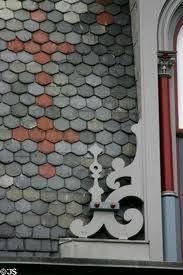 hexagonal roof tiles