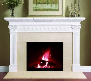 Decorating A Mantel 32 best mantel and hearth decorations images on pinterest | hearth