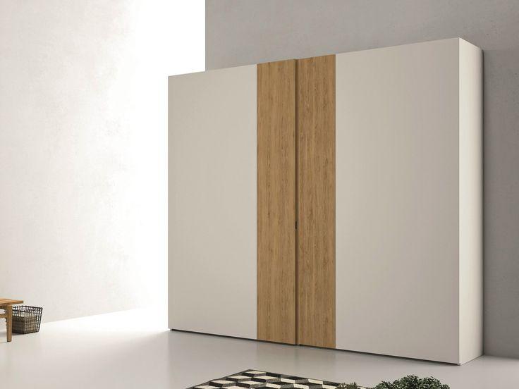 Платяной шкаф VERTICAL Коллекция Emotion by Dall'Agnese | дизайн Imago Design, Massimo Rosa