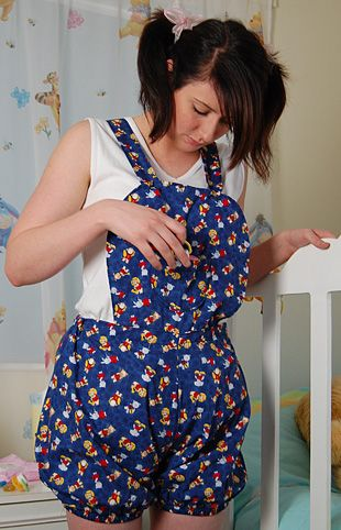 7 Best Abdl Images On Pinterest Baby Burp Rags Diapers