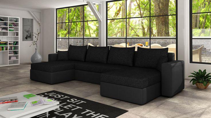 Lækker U sofa model Rumba