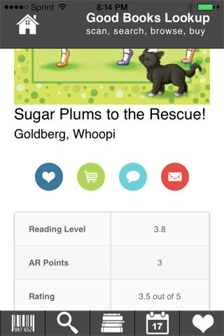 Apps for AR and Reading Counts