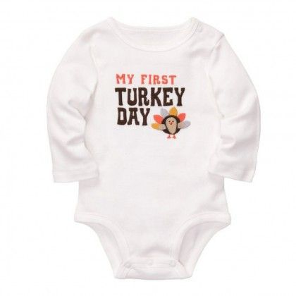 Cute Outfits for Baby's First Thanksgiving | BabyZone