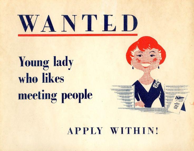 Scotiabank advertisement, circa 1965.