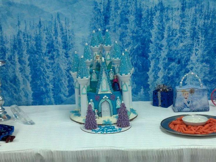 Maezie's Princess Party | CatchMyParty.com