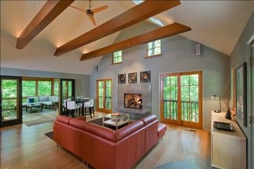 17 Best Images About Lighting Vaulted Ceilings On