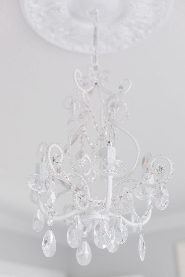Wayfair Caden Mini 4 Light Chandelier - perfect for a walk-in closet!