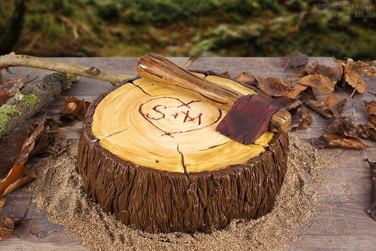 Zubereitung: ca. 8 Stunden Zutaten für eine Torte mit 24 cm Durchmesser: Schokoladenteig: Dieser Teig wird insgesamt 3 Mal zubereitet: zwei mal w...