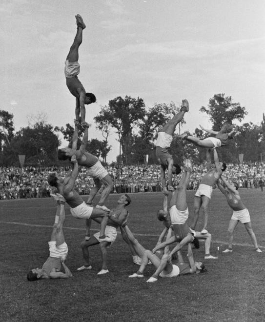 Nagyerdei Stadion, Magyarország - Lengyelország (8:2) labdarúgó mérkőzés (1949)
