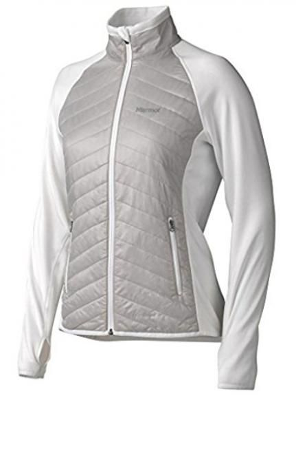 10b90cce4 Marmot Variant Women s Thermal R Jacket - Platinum White - Extra ...