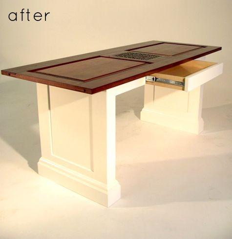 Diy Door Desk Ideas the 25+ best door desk ideas on pinterest | door tables, blue