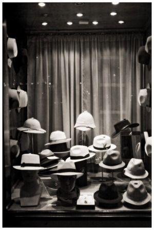 MEN'S 帽子|おじゃかんばん『メンズ帽子コレクション写真日記』