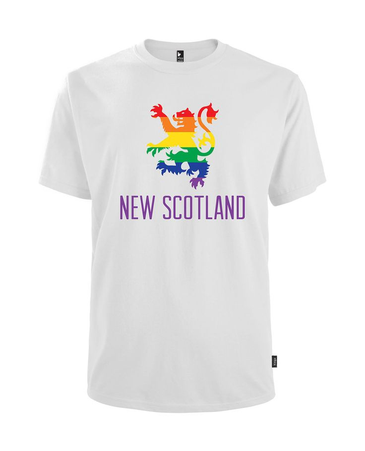 LIMITED EDITION - Lion Unisex Pride Tee - Made in Canada