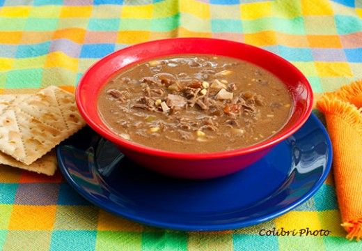 Mock Turtle Soup -  a childhood favorite!!!!!