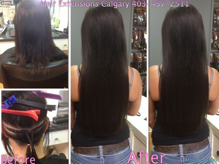 64 Best Hair Extensions Before Amp After Pictures Images On